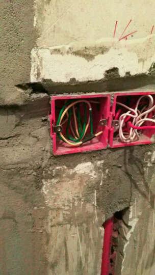 熊猫电线BV2.5平方电线电缆线铜线 单芯硬线 绿色 100米绕包 晒单图