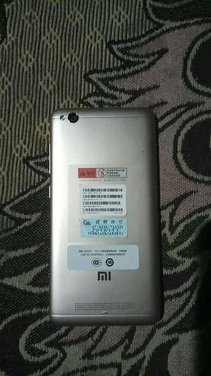 【联通赠费版】小米 红米 4A 全网通 2GB内存 16GB ROM 香槟金色 移动联通电信4G手机 双卡双待 晒单图