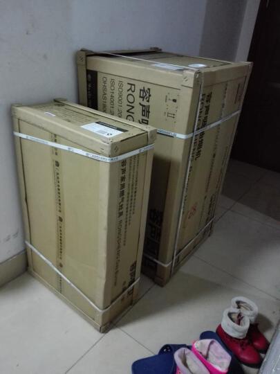 容声 油烟机灶具烟灶套装燃气灶RS03PE+RQ02L 双电机自动洗 双电机+燃气灶玻璃面板 液化气 晒单图