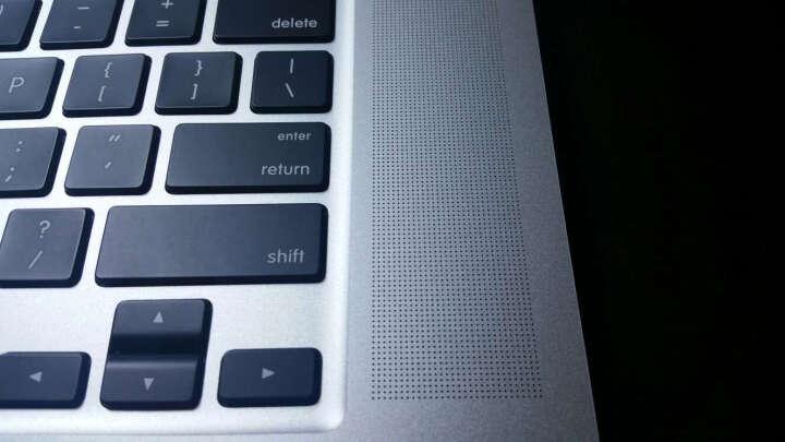 Apple MacBook Pro 13.3英寸笔记本电脑 银色(Core i5 处理器/8GB内存/256GB SSD闪存/Retina屏 MF840CH/A) 晒单图