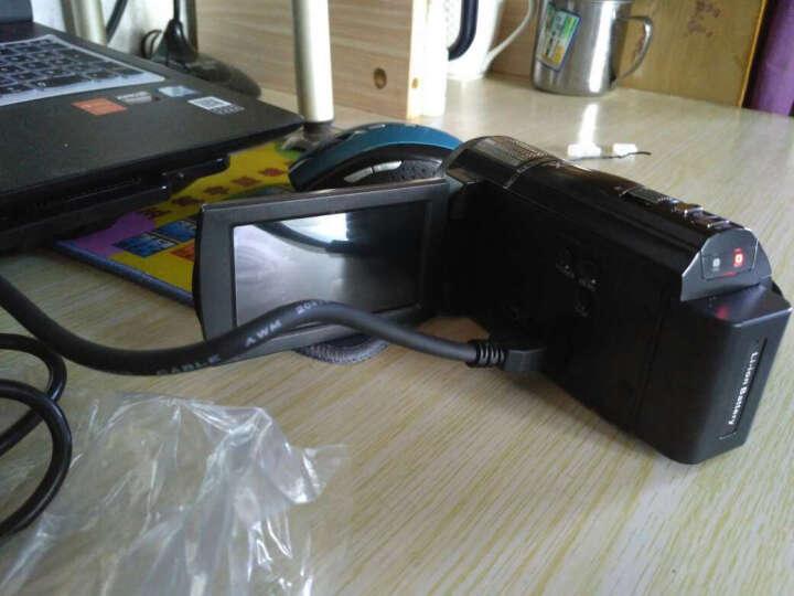 欧达 F5全景像全高清摄像机数码闪存dv外挂电池专业摄录双重增强五轴防抖2400万像素 标配+32G卡送大礼包 晒单图