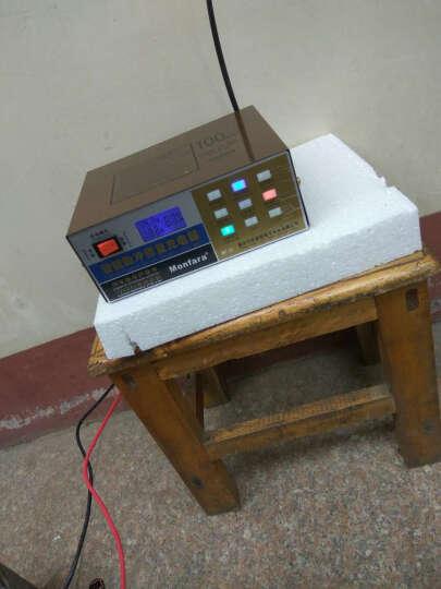 汽车电瓶充电器12V24V伏摩托车纯铜智能脉冲修复蓄电池自动充电机 晒单图