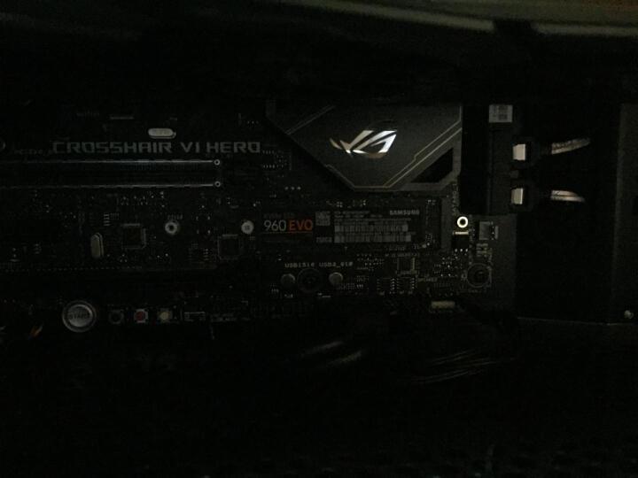 三星(SAMSUNG) 960 EVO 250G M.2 NVMe 固态硬盘 晒单图