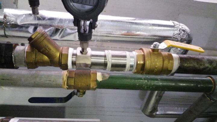 涡轮流量计测量水液体柴油汽油甲醇乙醇煤油 防腐防爆数显电子计量表 C型表 4-20mA信号输出 现场显示 加价500 晒单图