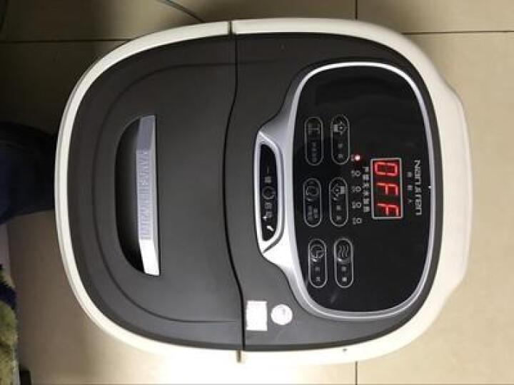 鼎宏(dinghong) 深桶足浴盆全自动加热按摩电动洗脚盆泡脚盆 六电动太极滚珠 晒单图