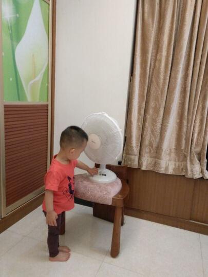 奔奔鹅电风扇安全罩保护罩宝宝防护罩小孩防夹手指儿童风扇安全 规格400mm(16寸)【蓝色】 晒单图