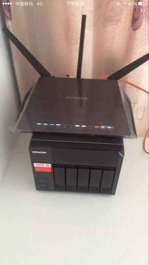 威联通(QNAP)TS-853A 4G内存 八盘位网络存储器NAS 四核处理器 (无内置硬盘)  晒单图