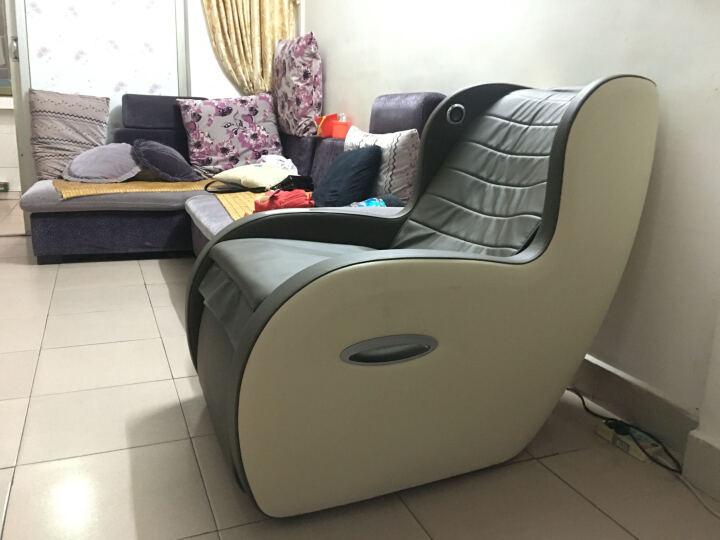 家禾康 3D机械手气压按摩椅按摩垫全身太空舱按摩沙发按摩器 晒单图
