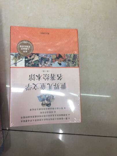 世界儿童文学名著绘本馆(第二辑套装共10册) 晒单图
