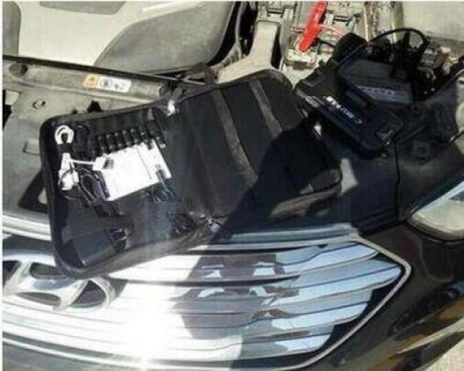 任E行  新款F8行车记录仪高清夜视2160P单反级移动侦测双索尼镜头24小时停车监控 单镜头带WIFI+128G卡 晒单图