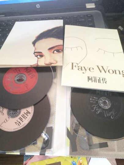 王菲:阿菲正传(2010年精选专辑 3CD) 晒单图