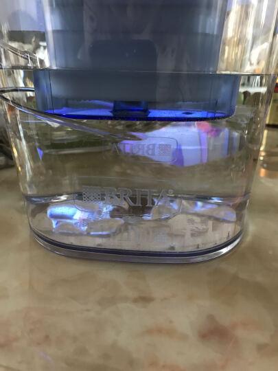 碧然德 (BRITA)净水器净水壶 (Aluna光汐系列3.5L套装) 1壶4芯 晒单图