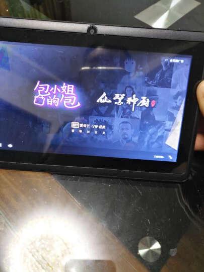 mate 智能MP3播放器智能mp4/mp5触摸屏录音播放器学习机运动播放器触摸屏游戏 7英寸 可上网wifi 16G黑色 晒单图