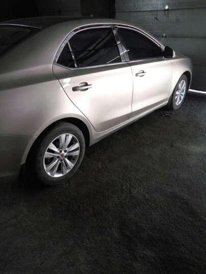美克杰 适用于荣威车系挡泥板 软质挡泥皮改装 名爵6 带车标 晒单图