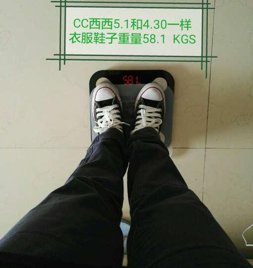 有品(PICOOC)熊猫智能体脂秤 20项身体数据 健康减肥瘦身建议 蓝牙APP 体重秤 电子秤称 脂肪秤 晒单图