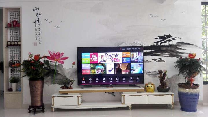 长虹(CHANGHONG)65U3 65英寸18核超清4K 智能平板液晶电视(黑色) 晒单图