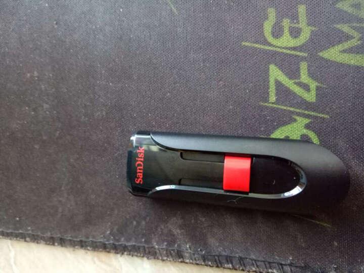 闪迪(SanDisk)酷悠(CZ60)64GB U盘 黑红 晒单图