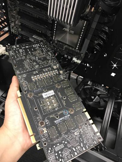 丽台 LEADTEK Quadro P6000 24GBGDDR5X/384-bit/ 432GBps/CUDA核心3840/ Pascal GPU架构/支持8K 专业显卡 晒单图
