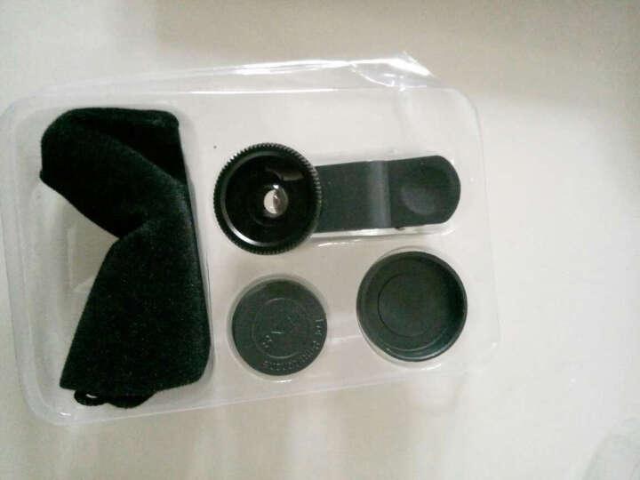 小天手机镜头外置通用微距广角摄像头手机外接单反镜头套装定焦摄像头 土豪金【49mm广角镜头】【广角微距二合一】 晒单图