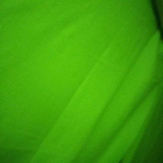 大学生寝室宿舍床帘透气遮光防尘顶上铺下铺纯色床幔布蚊帐素色涤棉布料 果绿色 2*1.35m床帘 2片 围三面 晒单图