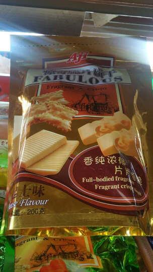 Aji 饼干蛋糕 惊奇脆片饼干 起士/牛油/泡菜/洋葱/蔬菜 五种口味组合 2400g 晒单图