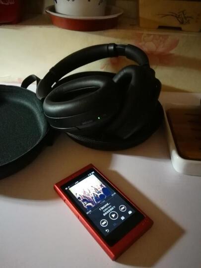 索尼(SONY)NW-A55 MP3无损音乐播放器 高解析度Walkman随身听 暮光红 晒单图