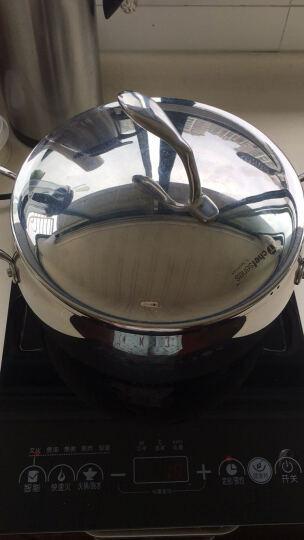特百惠(Tupperware) 特百惠多功能精钢5.7升锅炒锅平底锅304不锈钢锅具 5.7升蒸屉单个 晒单图