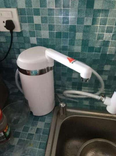 家乐事(Calux) 净水器超滤直饮净一体机 家用厨房自来水过滤器净水机 PP棉滤芯*5 晒单图