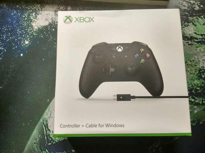 微软 Xbox One手柄 X1 S新款 无线手柄控制器 带蓝牙 带3.5耳机口+PC連接 晒单图