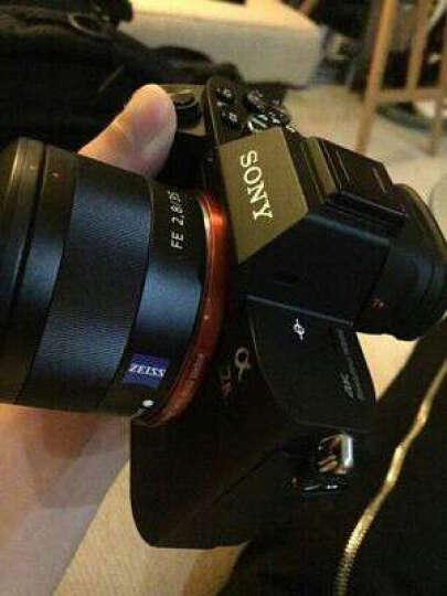 索尼(SONY)微单相机 A7RM2/ILCE-7RM2单机身(不含镜头) 官方标配 晒单图