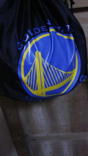 【赠球星手环】漫画篮球球星库里詹姆斯科比篮球包袋双肩束口带网兜防水运动训练包球鞋袋子 保罗 晒单图