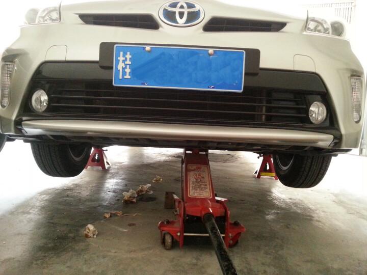 通润(TORIN)汽车维修安全支架 千斤顶安保支架 汽修工具 12T支架 晒单图