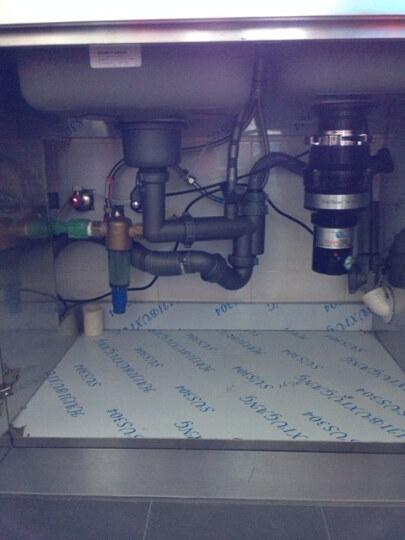德力斯特食物垃圾处理器 家用厨房厨余粉碎机处理机德国品牌S1系列垃圾处理器,家用入门款,包安装 外置独立式遥控开关 水槽下水口外径140mm 晒单图