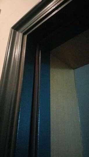 阳光瑞景 6米装 3M背胶防盗门密封条窗隔音条自粘型防撞条防风条保温 美国3M背胶I型9*2白色 晒单图