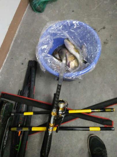 Lesun 乐尚 海竿套装 碳素海钓竿钓鱼竿 鱼竿渔具抛竿远投矶钓套装 南之威 3.6米+(11+1)轴渔轮+送海竿11件礼包 晒单图