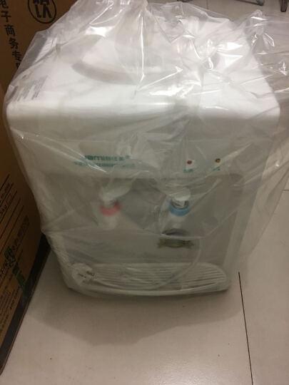 新佳美(JAMI) 18饮水机 台式温热型家用小型迷你饮水器 晒单图
