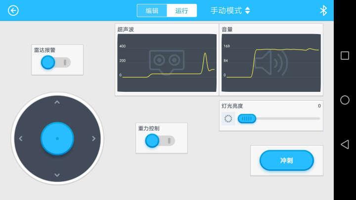 Makeblock官方直营店 三合一可编程教育机器人   蓝牙遥控智能拼装玩具 晒单图