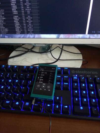 索尼(SONY)NW-A55 MP3无损音乐播放器 高解析度Walkman随身听 浅金色 晒单图
