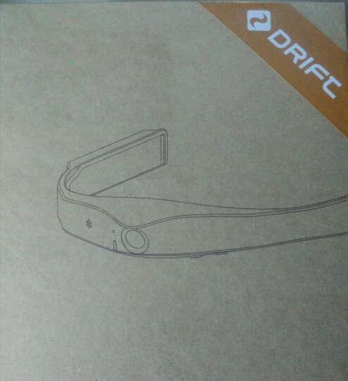 【618直降200】Drift头戴式运动摄像机1080P高清wifi直播微型数码相机 防抖 活力橙 晒单图