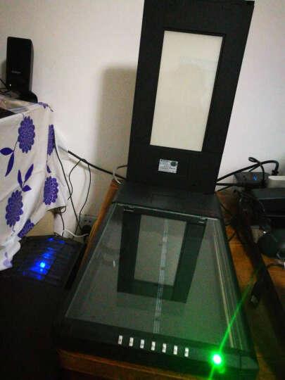 MICROTEK中晶ScanMaker I600 彩色胶片底片胶卷照片文档平板扫描仪 120 135 晒单图