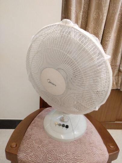 奔奔鹅电风扇安全罩保护罩宝宝防护罩小孩防夹手指儿童风扇安全 规格450mm(18寸)【白色】 晒单图