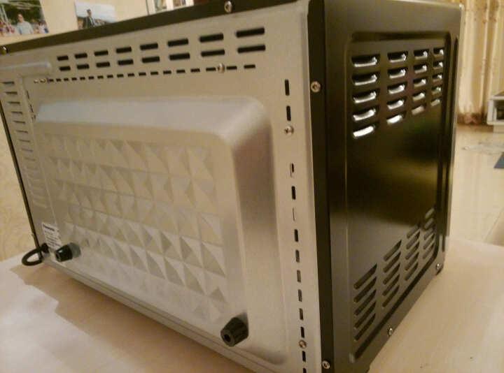 松下(Panasonic)NB-H3200 家用电烤箱32L 专业烘焙 大容量 晒单图