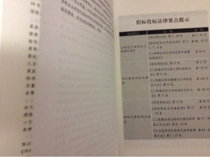 招标投标(法规专辑 实用版 2014年新3版) 晒单图