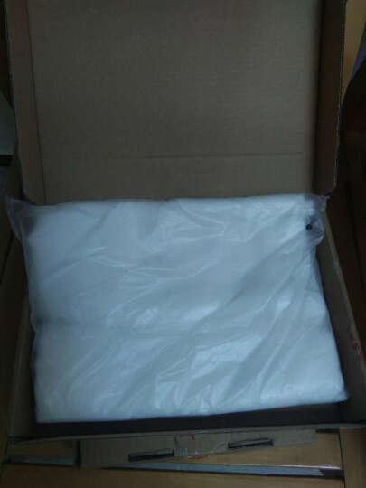 三巧 天使之梦 简约现代纯色麻质成品窗纱 1片装(不含杆子) 白色 2.5米宽*2.65米高-挂钩 晒单图