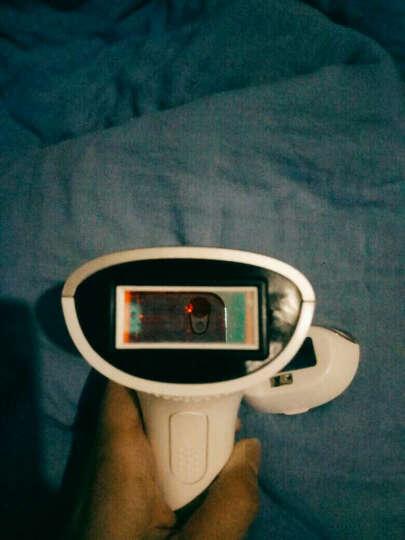 飞利浦(PHILIPS) IPL脉冲光充电式脱毛仪 激光脱毛仪器 女士 1999升级款(3个照射头送电动剃毛器) 晒单图