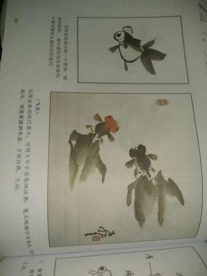 中国画技法普及教材:学国画2 晒单图