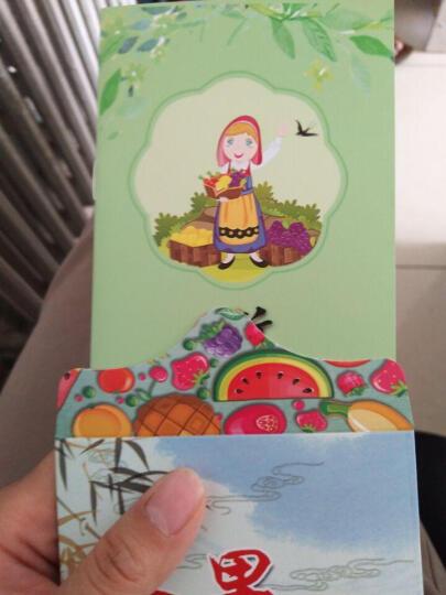 果侠客 水果礼盒6选1水果提货券礼品卡298型水果券礼品册团购 晒单图