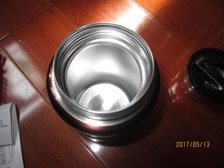 膳魔师(THERMOS) 焖烧杯罐真空保温壶儿童水杯水壶辅食罐宝宝保温水杯SK3000 GL 土豪金710ML 710ML 晒单图