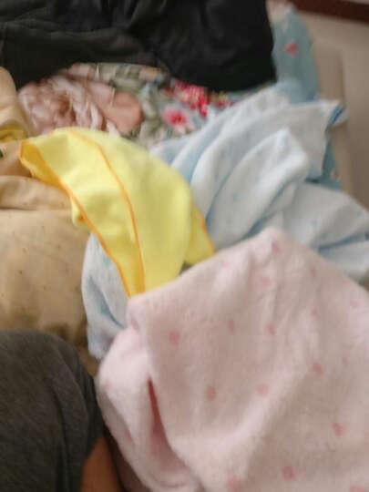 金号浴巾纯棉 加大加厚无捻绣花柔软吸水宝宝浴巾 婴儿浴巾卡通可爱3366 可定制刺绣 红色一条 130*67cm 晒单图
