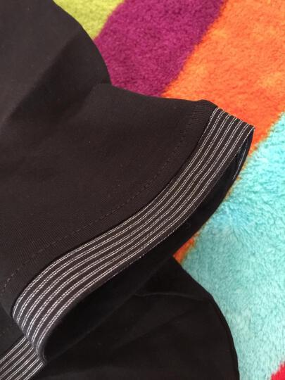 啄木鸟TUCANO 短袖男 夏装短袖t恤衫男士V领潮流男装体恤个性白色上衣服 灰色丨GK印花长袖 175/L 晒单图